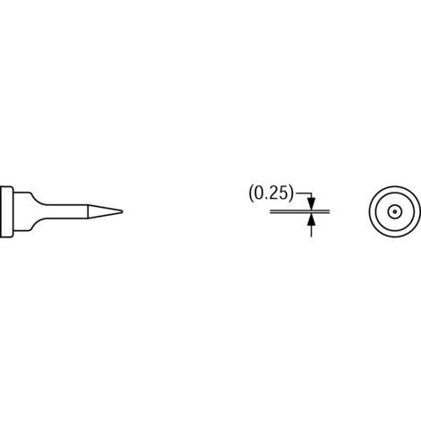 PT C8//3,2 mm Plato Lötspitze für Weller Serie PT gerade Meißelform