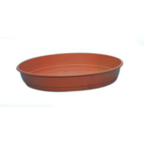 Plato Maceta Color Terracota Garden - - 509098 - 30 CM..