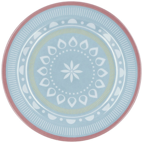 Plato Melamina Postre Arizona 20 CM - QUID - 7549029