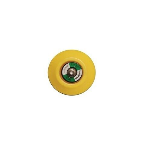 PLATO MINI 75MM VELCRO M6 ROSCA