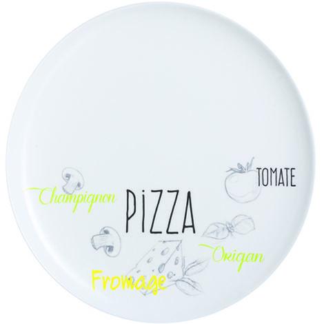 Plato Pizza 32cm. Bistrot