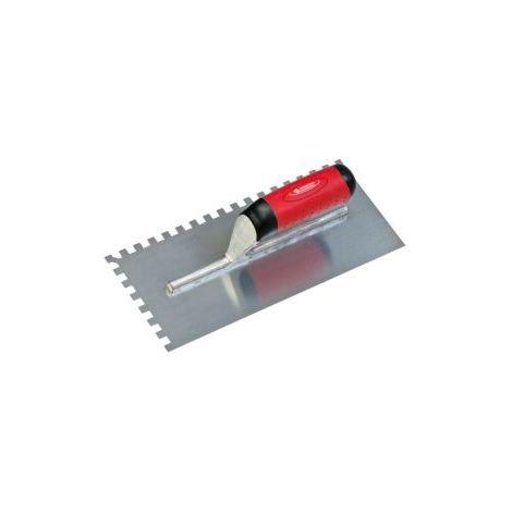 Platoir à colle dents carrées (15x15) 28 x 12 cm TALIAPLAST