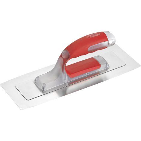 Platoir bi-flex double lame 35 x 11 cm - l'outil parfait