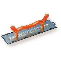 Platoir inox 50x12cm poignée plastique MOB 232021