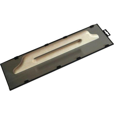 PLATOIR SUISSE DEUX MAINS 50 X 14 CM LAME ACIER 0.7 MM - GAMME TRUELLES, PLATOIRS, COUTEAUX - OUTIL PROFESSIONNEL - MONDELIN