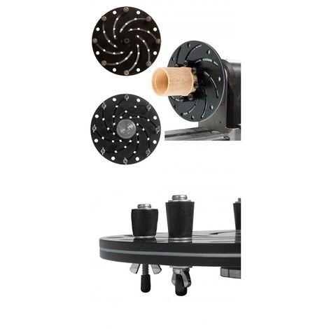 Platos Longworth LSC1 diametro 250 mm