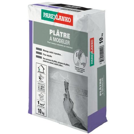 Plâtre à modeler PAREXLANKO - 10kg - 02805
