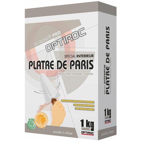 Plâtre de Paris Optiroc