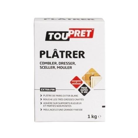 Plâtre de Paris Toupret