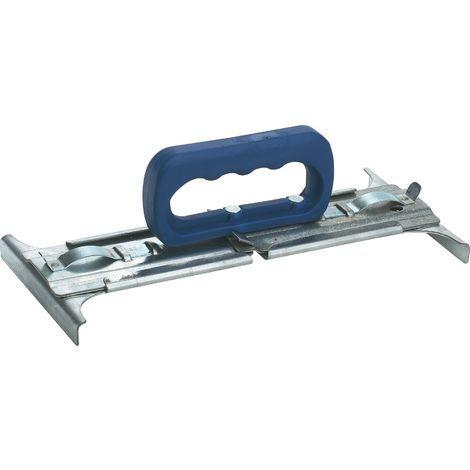 Plattenheber verstellbar 30-50 cm Plattenträger Steinheber Triuso