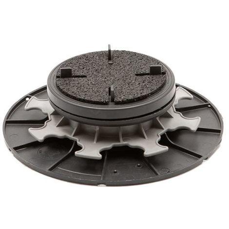Plattenlager selbstnivellierend für Terrassen Keramik Fliesen 55 bis 75 mm - JOUPLAST