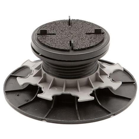 Plattenlager selbstnivellierend für Terrassen Keramik Fliesen 65 bis 95 mm - JOUPLAST