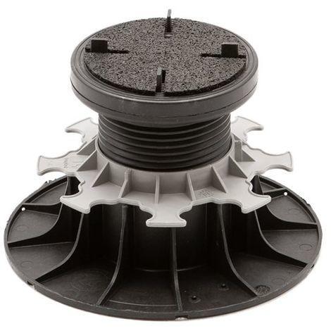 Plattenlager selbstnivellierend für Terrassen Keramik Fliesen 95 bis 155 mm - JOUPLAST
