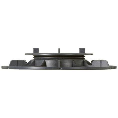 Plattenlager Terrasse Keramik Fliesen - Höhenverstellbar 20 bis 30 mm- JOUPLAST