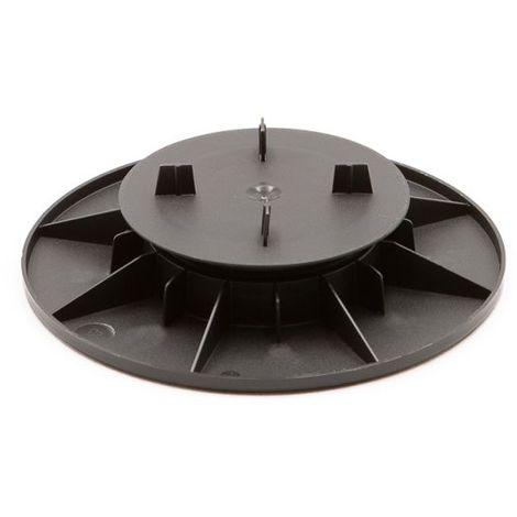 Plattenlager Terrasse Keramik Fliesen - Höhenverstellbar 25 bis 40 mm- RINNO PLOTS