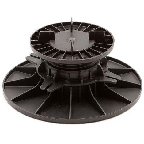 Plattenlager Terrasse Keramik Fliesen - Höhenverstellbar 60 bis 90 mm- RINNO PLOTS