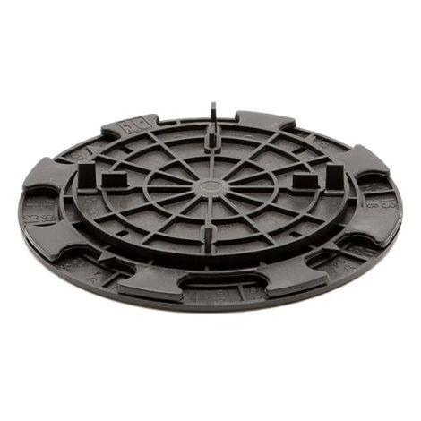 Plattenlager Terrasse Keramik Fliesen - Höhenverstellbar 8 bis 20 mm- JOUPLAST