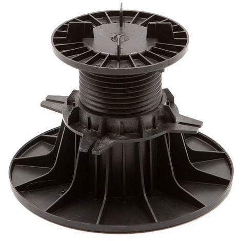 Plattenlager Terrasse Keramik Fliesen - Höhenverstellbar 90 bis 150 mm- RINNO PLOTS