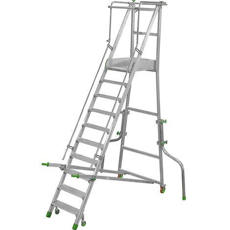 Plattformleiter fahrbar - CA (in verschiedenen Größen erhältlich)