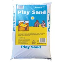 Play Pit Sand 25kg)