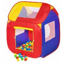 Play tent with 200 balls pop up tent - kids pop up tent, kids tent, pop up play tent - colorful