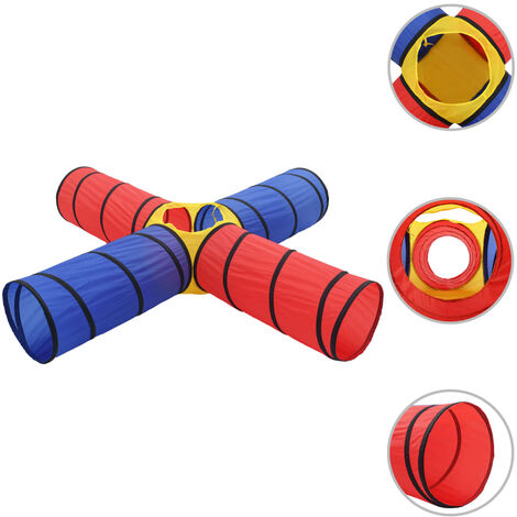 Play Tunnel - Multicolour