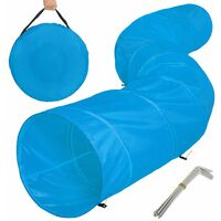 Play tunnel with transport bag - cat tunnel, dog tunnel, dog agility tunnel