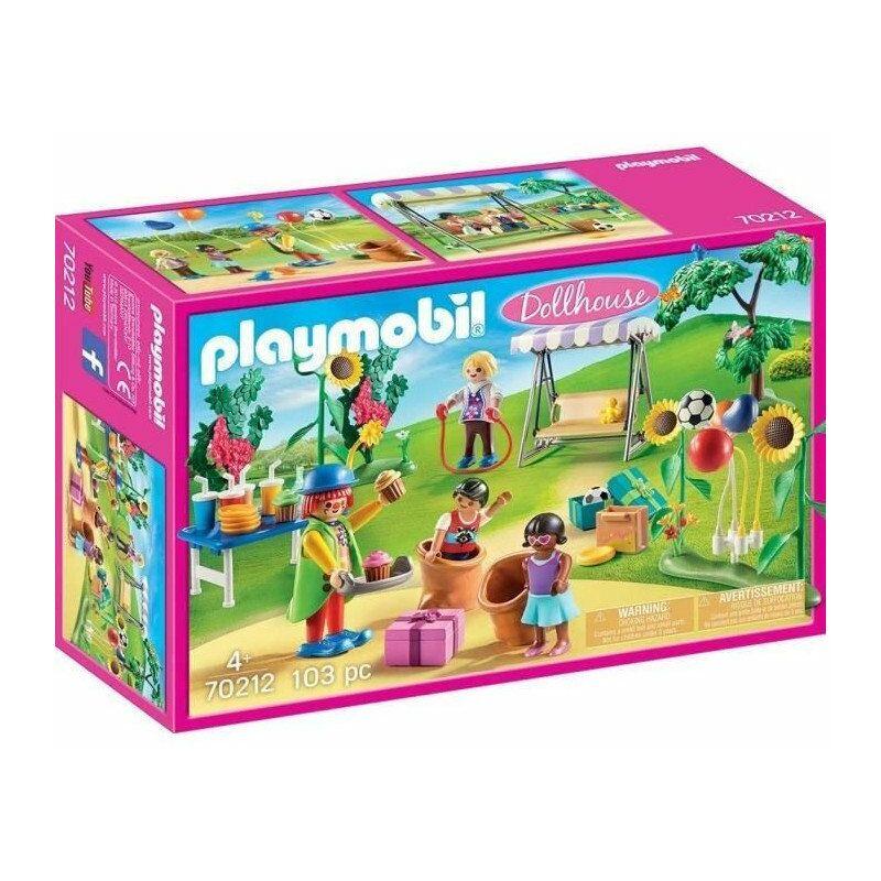 70212 - Aménagement pour fete - Playmobil