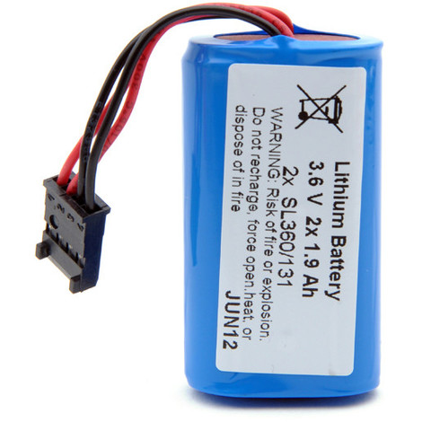 PLC battery 2SL360/131 3.6V 3.8Ah