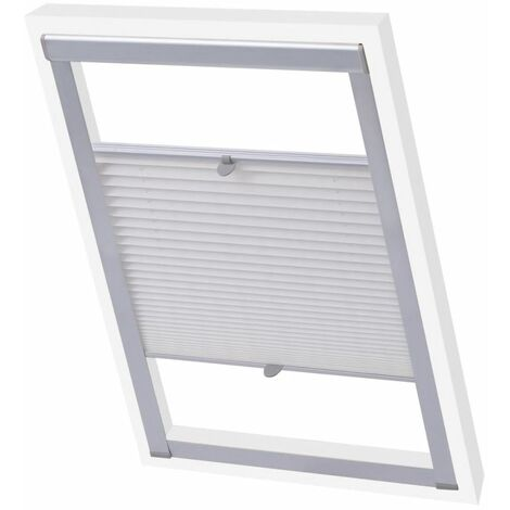 Pleated Blinds White M08/308