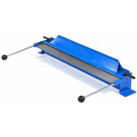 PLEGADOR MANUAL DE CHAPA / PLANCHA DE METAL 1.2 x 730 mm -