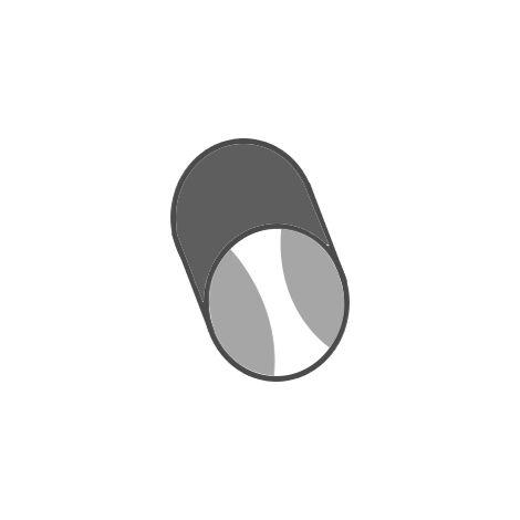 Plenum terminal coudé pour bouche Diam 80 mm - ECONONAME - PTC-75-80