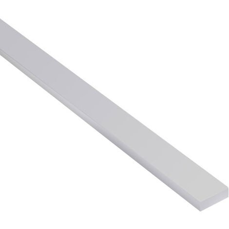 Pletina disipadora de calor para tiras LED, 2,8*20mm, 1m