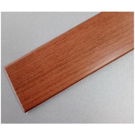 PLETINA PERF 35MMX1MT 1/2C ADH PVC HAYA RUFETE