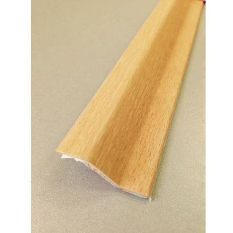 PLETINA PLANA PVC 37X10 HAYA VAP. AHD. 1. 00 (BL)