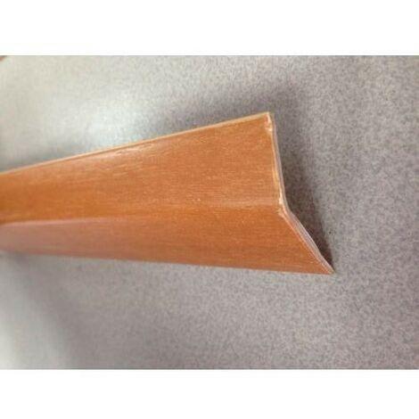 PLETINA PVC CEREZO ADHESIVO 38X15X1. 0 41428B
