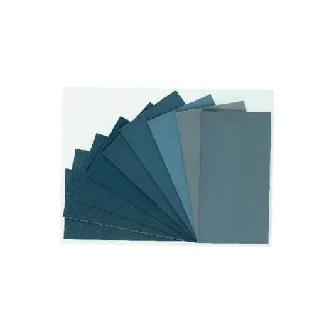 Pliego de lija de tela 153x82 mm, grano 1500 Micro-Mesh
