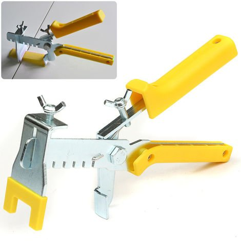 Pliers for Tiling Floor Tile Leveling System Locator