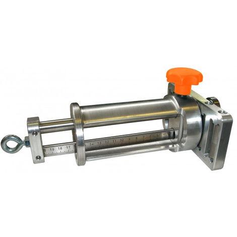 Plieuse 4x4 200 mm EDMA en valisette individuelle - 130155