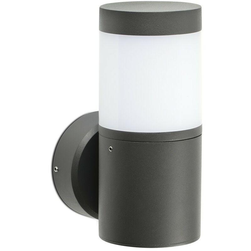 PLIM Aplique de pared difusor opaco gris oscuro - FARO