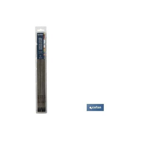 PLIMPO blíster electrodos rutilo e-6013 ø20x300 40 uds