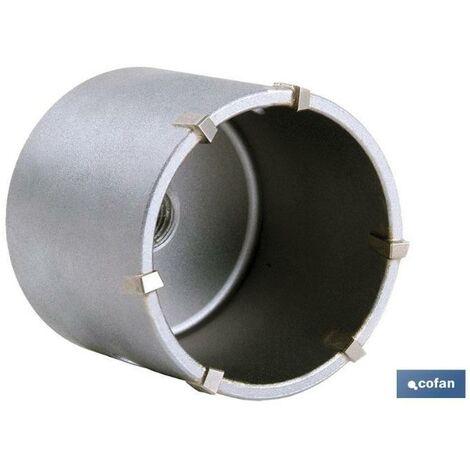 PLIMPO corona para construccion 100 mm.