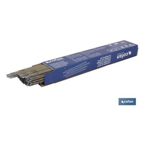 PLIMPO electrodos de rutilo e-6013 ø3.25mm 95 uds venta unitaria