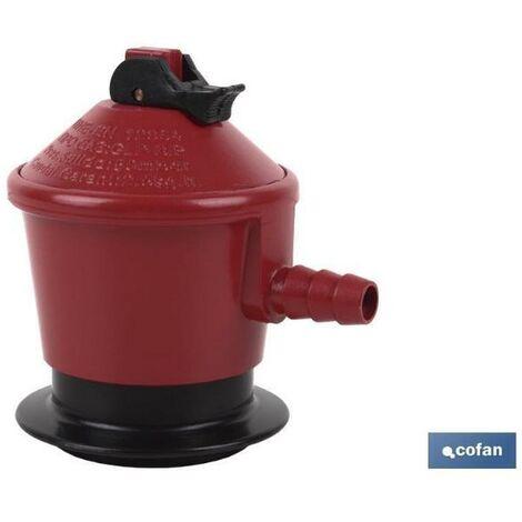 "main image of ""Regulador de gas butano 30 mbar"""