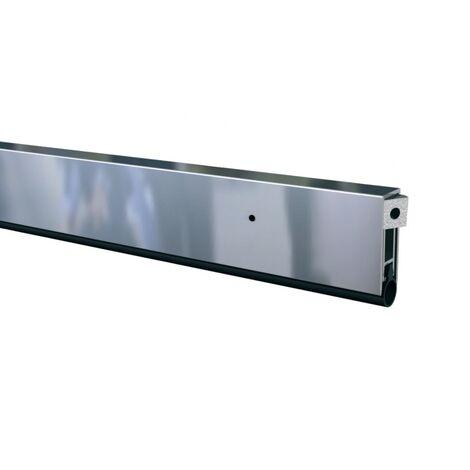 Plinthe automatique à joint silicone souple Ellen-Matic 2 longueur 73 cm