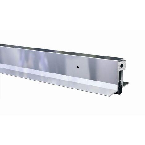 Plinthe automatique à joint silicone ultra-souple Ellen-Matic 3 longueur 83 cm