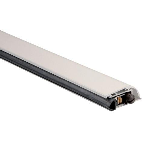 Plinthe automatique blanche - 0,93 m - En applique - PLA 400 - Duval