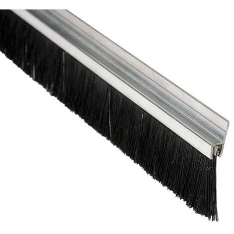 Plinthe de bas de porte Profil PBH avec brosse