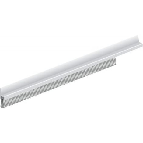 Plinthe en applique à brosse de bas de porte type IBS 50
