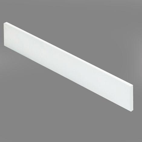 Plinthe en HPL pour receveur de douche RESIPLINTHE - 80x10